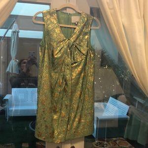 3.1 Phillip Lim Metallic Dress from Gossip Girl